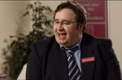 Nationwide tones down 'bank manager' ad character