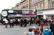 Natwest start-up bus heads to Brixton