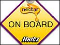 Hertz: Nectar tie-up