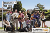 'Neighbours': switching to Five