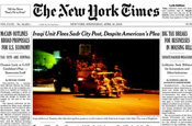 The New York Times: forced redundancies