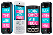 Nokia Comes With Music: new service