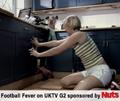 Nuts: sponsoring UKTV G2 programming
