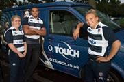 O2 Touch and Music in partnership with England Rugby launched today (22 September)