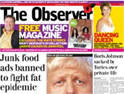 The Observer: up for sale?