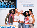 Observer: music focus for monthly title