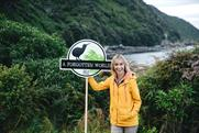 Old Mout signs up Michaela Strachan to help save kiwis (the birds) from extinction