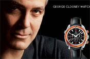 Clooney: puts pressure on Omega