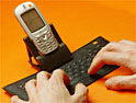 Orange: SPVx phone and keyboard
