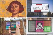 Hot in 2019: Top 9 outdoor ads