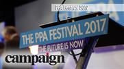 Fake news, diversity and Brexit among big topics at PPA Festival