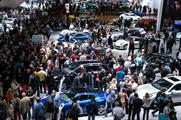 Paris Motor Show is open to the public from 1-11 October