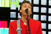 McCartney: approval for Rock Band Beatles game