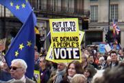 #IAmWill: Ad calls for second referendum on Britain's role in the EU.