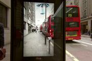 Pepsi Max: brand springs surprises at a London bus stop