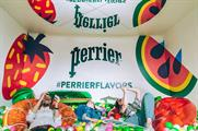 Global: Perrier opens pop-up in New York