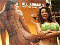 Peta ad: naked campaign