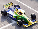 Petrobras: pulling out of F3000