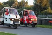 SummerSpeed will offer a range of experiences, including Piaggio Ape Racing