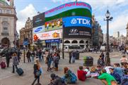 Brands invited to takeover TDK's Piccadilly Circus digital screen
