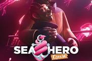 "Pick of the week: Deutsche Telekom ""Sea Hero Quest' by Saatchi & Saatchi London"