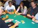 Poker: integrated push when rules are relaxed