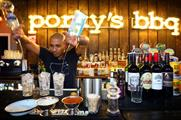Wildman Craft Beer teams up with Porky's BBQ for Boxpark event