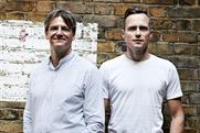 Potts (l) and Jex: take charge of Saatchis' creative department