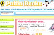 Puffin Books: website relaunch