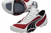 Puma v1.08 Speed Boot: to feature in 'Football Superstars'