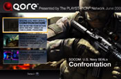 Qore: Future launches PS3 emag