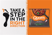 Marketing for good: Quorn takes steps to help consumers save the planet