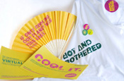 Rainforest Foundation: 'hot and bothered' drive