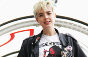 Agyness Deyn signs as face of Reebok Freestyle · Kate Moss  ... 300d3217f