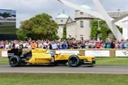 Renault to activate at Goodwood Festival of Speed