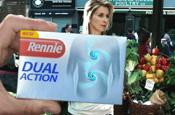 Rennie ad: Bayer brand