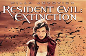 'Resident Evil': zombie promo