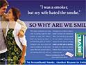 Smokeless Tobacco: ad under FTC consideration