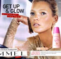 Moss in Rimmel London ad