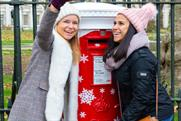 Royal Mail brings Christmas cheer with 'singing' postboxes