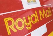 Royal Mail: parcel deliveries were up 4% over December
