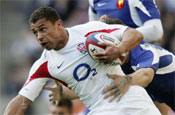 O2: Jennings oversaw sponsorship of England rugby team