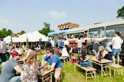 Appleton Estate Rum bus heads to Alexandra Palace