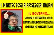 Ryanair: angers Italian government