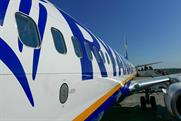 Greenwashing: Ryanair recently came under fire for using 10-year-old data to claim it was the UK's lowest emission airline (photo: Getty Images)