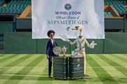 Sipsmith's Mr Swan returns to lay claim to Wimbledon