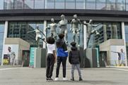 Snap partners with Kugali and Kick it Out for AR installation celebrating black footballers