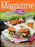 Sainsbury's Magazine: readership up