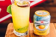 San Pellegrino serves Italian cocktails at Wilderness pop-up