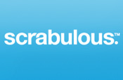 Scrabulous: unofficial online version of Scrabble